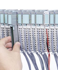 Distributed fieldbus I/O system